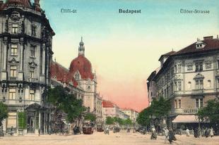 Miért épült ennyi gangos ház Budapesten?