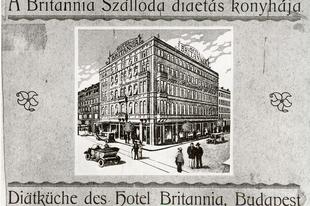 Már 100 éve is létezett diétás konyha Budapesten
