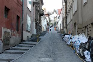 Nézze meg, milyen lesz a felújított Gül Baba utca az átadás után