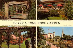 7 fantasztikus kert és park Londonban