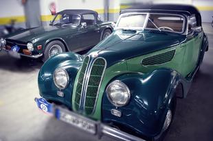 A világ leggyönyörűbb autói az oldtimerek