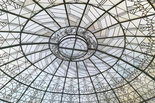 A budapesti Britannia Szálló üvegkupolájának története: hol láthatják ma?