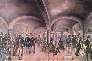 Hová tűnt a híres Pilvax Kávéház?