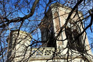A kis templom, amit a 24 évesen elhunyt hercegnőnek emeltek