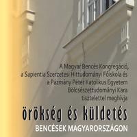 Konferencia: Bencések Magyarországon