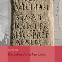 Könyvbemutató - A civilvicusok Pannoniában