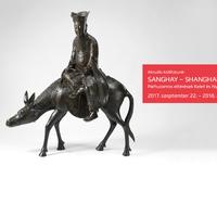 Sanghay - Sanghai - kiállításvezetés a Hopp Ferenc Múzeumban