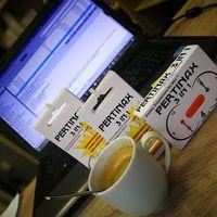 Coffee time... #pertinax3in1 #potencianovelo #potencianoveles #maleenhancer pertinax #mrpotencia #coffee #cooffeetime #lovecoffee #kávészünet
