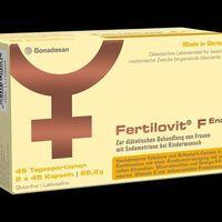 Endometriózis tüneteit enyhítő, speciális, dietetikus célra szánt étrend-kiegészítő készítmény Nőknek vitaminokkal ésantioxidánsokkal, a terhesség tervezésére és a terhesség korai időszakára #mrpotencia #fertilovit #babatervezés #baba #terhesség #nok https://www.mrpotencia.hu/fertilovit-f-endo