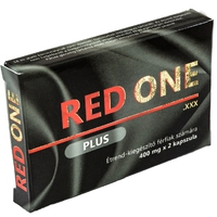 Red One Potencianövelő helyett itt az új Red One Plus potencianövelő