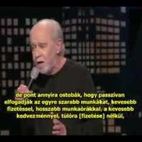 George Carlin & DC The Midi Alien