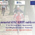 cross memorial Szasz Albert - editia X. - 2014