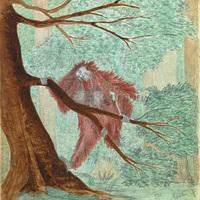 Xántus János és a borneói orangután