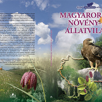 Megjelent a Magyarország növény- és állatvilága című könyv