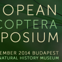 European Plecoptera Symposium  Hungarian Natural History Museum  17–20 September 2014