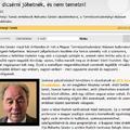 Vásárhelyi Tamás: Mahunka Sándor akadémikus (Magyar Múzeumok)