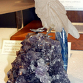Államfői ásványok a múzeumban