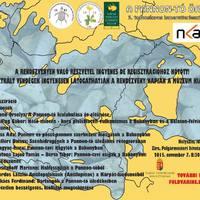 A PANNON-TÓ ÖRÖKSÉGE - 3. tudományos ismeretterjesztő konferencia