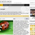 Merkl Ottó írása az Év rovaráról (2011), a Magyar Múzeumok honlapján.