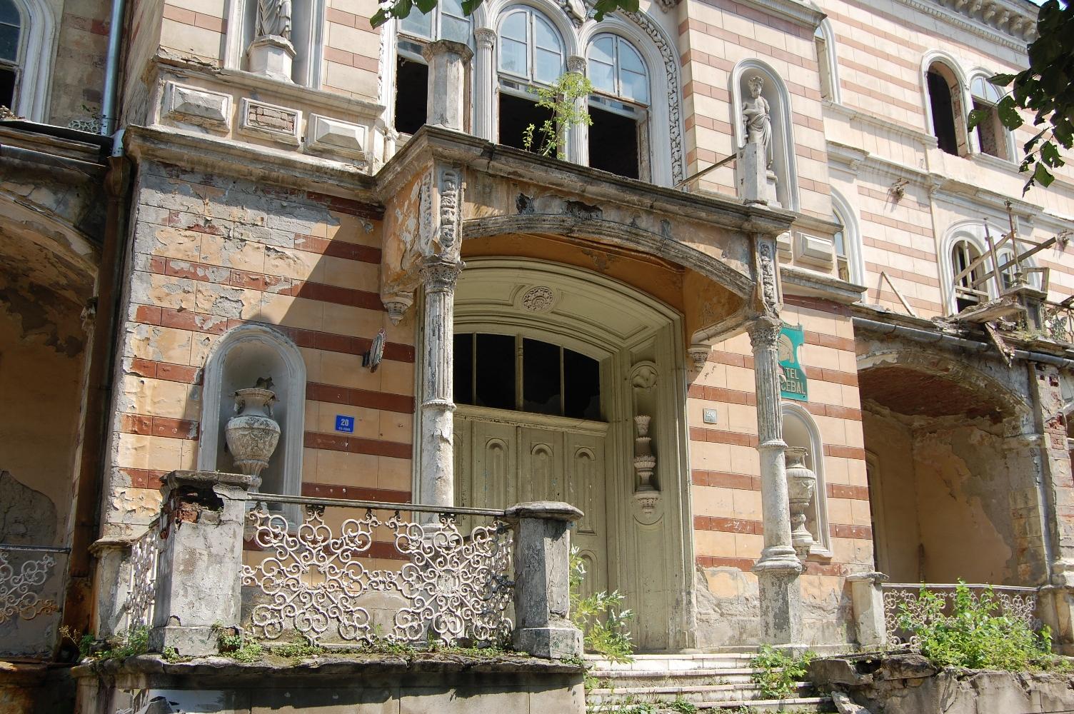 Herkulesfürdői emlékek, 2009 (fotó: Mészáros Ferenc)