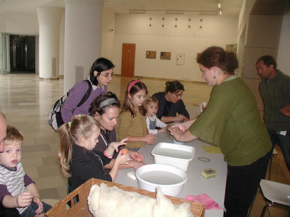 Családi kézműves hétvégék a múzeumban