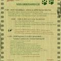 2. nemzetközi Green-Go rövidfilm fesztivál