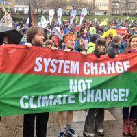 Éghajlati válság: rendszerszintű változtatás szükséges
