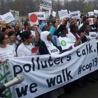 A klímacsúcs, amelyről a fejlődő országok és a civilek is kivonultak
