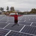 Csernobili atommérnökök közösségi naperőműre váltottak