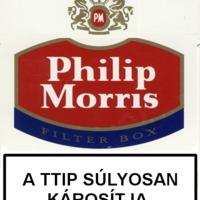 A TTIP és a dohányipar: súlyosan károsítja az ön és családja egészségét