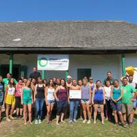 Zöld Nyári Napok - MTVSZ egyetemista tábor Bodrogolasziban