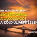 Magyarország helyreállítási terve - legyen zöldebb, igazságosabb és rugalmasabb!