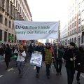 Meghívó: A jövő kiárusítása? - beszélgetés az EU és az USA közötti szabadkereskedelmi megállapodás lehetséges veszélyeiről