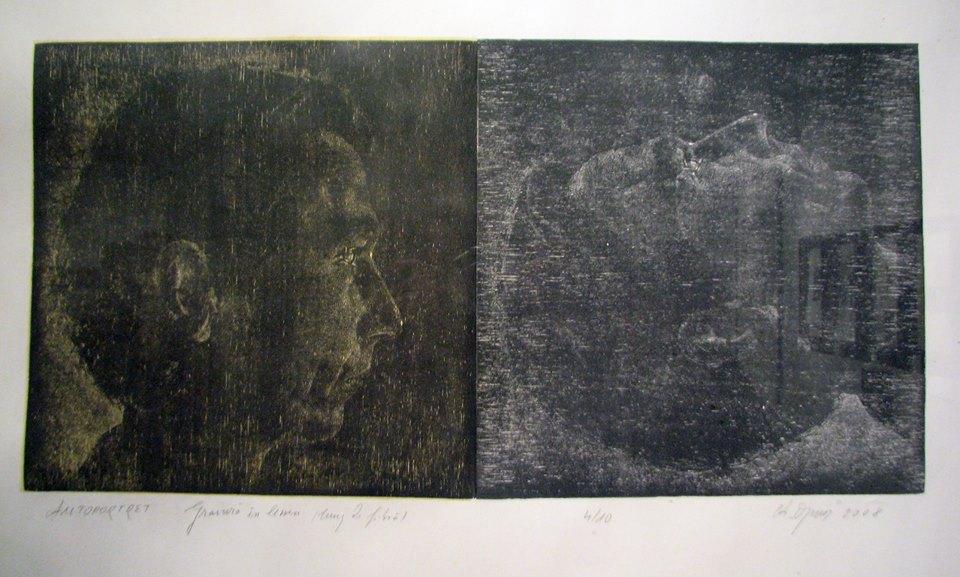 CRISTIAN AUREL OPRIŞ kolozsvári grafikus kiállításának megnyitószövege