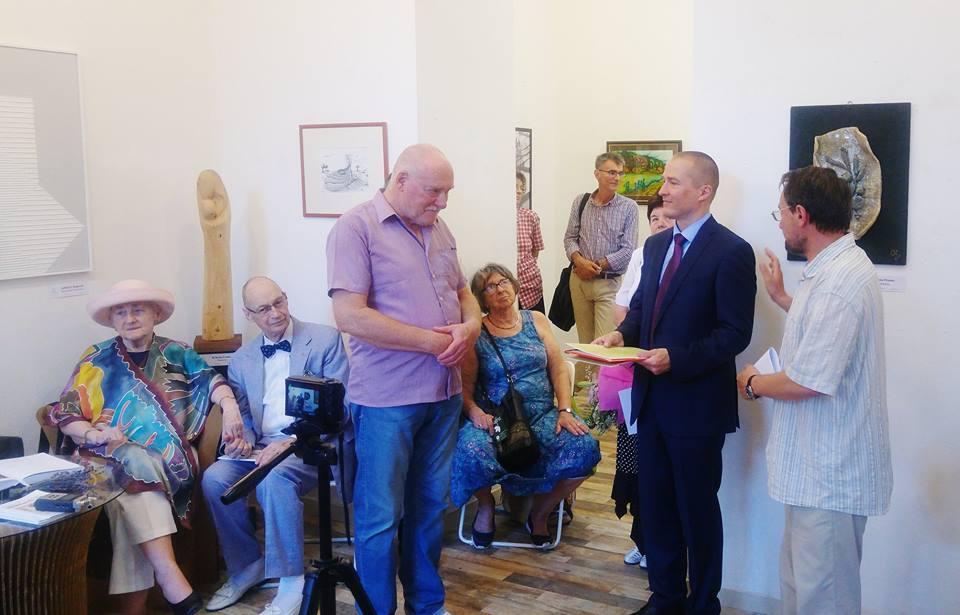 GALÉRIA: Keszi-Art Egyesület 6. Tavaszi Tárlat, byArt Galéria