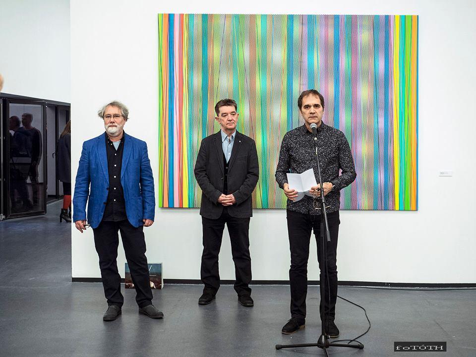 """Petrányi Zsolt megnyitóbeszéde BULLÁS JÓZSEF """"Időkerék"""" című kiállításán"""