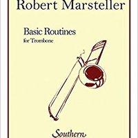 >>NEW>> Basic Routines: Trombone. tiempo geleden desde linea vimos
