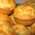 Sörös muffin