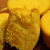 Juharszirupos muffin