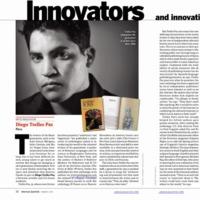 Diego Trelles Paz: Az újító