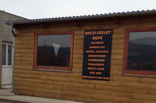 Béczi szelet, Pécs - gasztro teszt, 2015.december