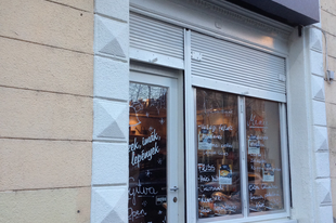 Le Taste - az ízbár, Budapest - gasztro teszt, 2014 január