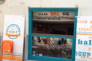 Nemo fish & chips & salad bar, Budapest - gasztro teszt, 2014.április
