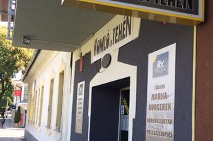 Komló és Tehén, Budaörs - gasztro teszt, 2014.augusztus