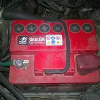 Akkumulátor csere