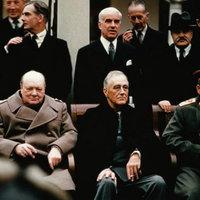 Hajnalig piált Sztálin és Churchill