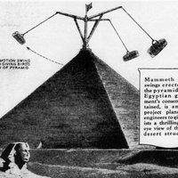 Körhintát a piramis tetejére!