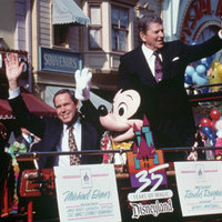 Amerikai elnökök Disneylandben