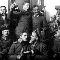 Így mulattak az 1. világháborús német pilóták