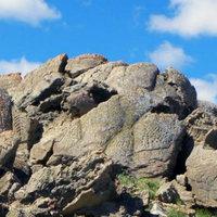 Rejtélyes motívumokból áll Észak-Amerika legrégebbi sziklarajza